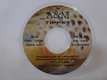 A&M  Best Cast  Tippet  5 X
